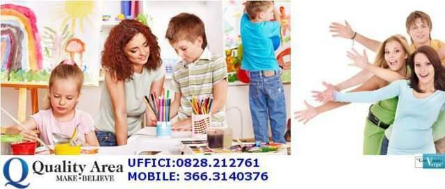Corso epi (educatore per l'infanzia)