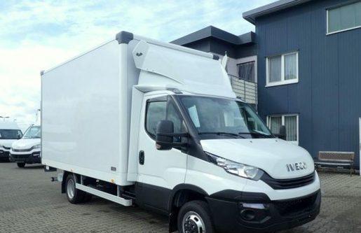Daily 35c15 euro 6 nuovo furgone 4,30m + sponda grottammare