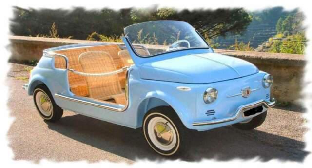 Fiat 500 jolly ghia su versione n_d_f_l_r