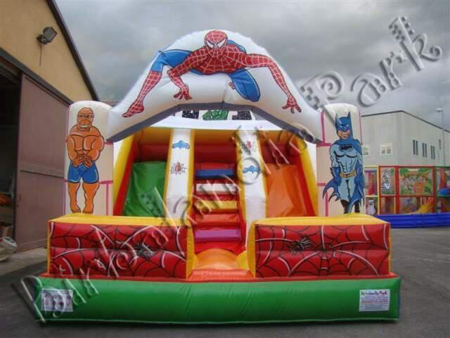 Giochi gonfiabili per bambini gonfiabile scivolo playground