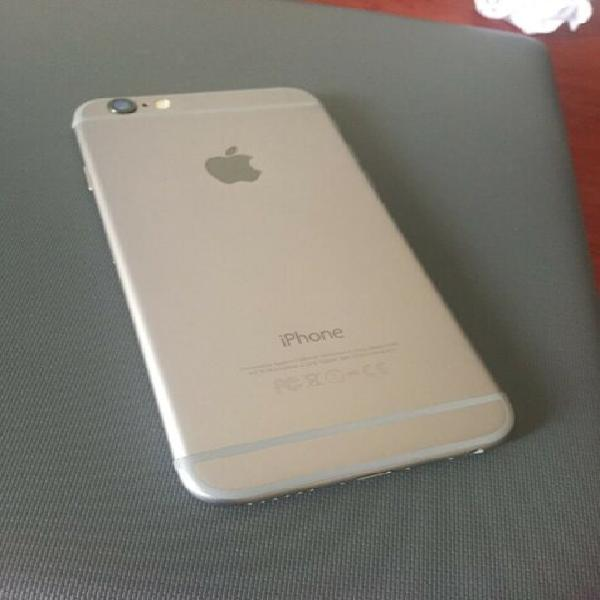 Iphone 6 grigio siderale 64gb perfette condizioni