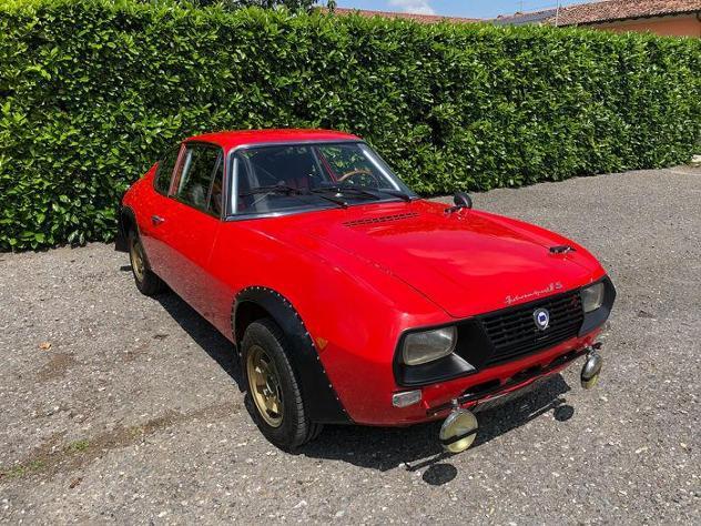"Lancia - fulvia coupe zagato ""allestimento corsa gruppo 3"" -"