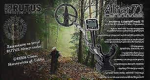 Metal detector rutus altari 71
