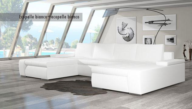 Nuovo, da ordinare !!! divano ang. bahamas