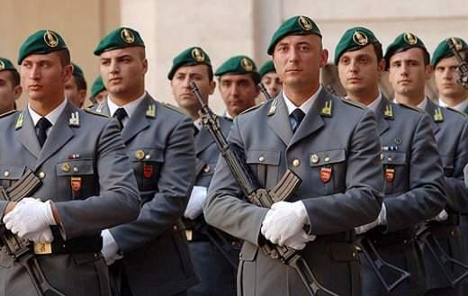 Preparazione concorsi militari polizia, finanza, esercito