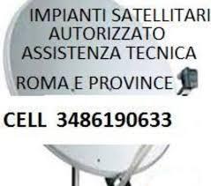 S giovanni 3486190633 antennista roma antenne tv assistenza