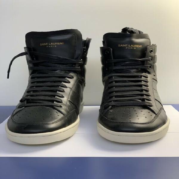 Scarpa sneakers yves saint laurent originali,mai usate. n