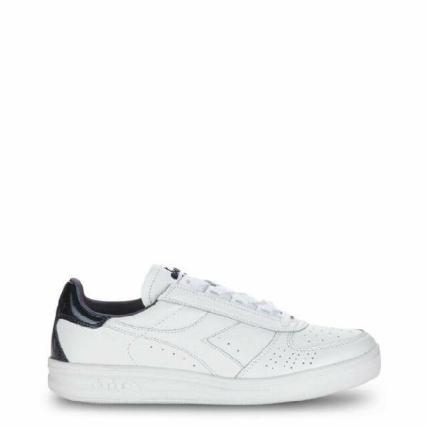 DIADORA HERITAGE B. ELITE W DOTS Sneaker donna bianca pois