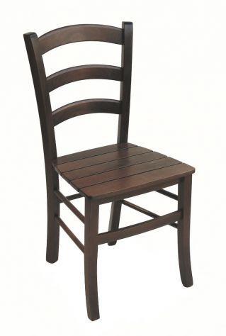 Sedie in legno per arredo bar cod 3011t