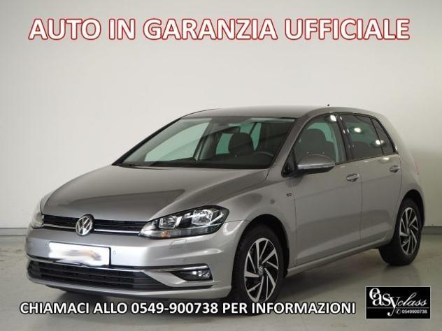 Volkswagen golf 1.4 tsi 125 cv 5p. join navi acc bluetooth