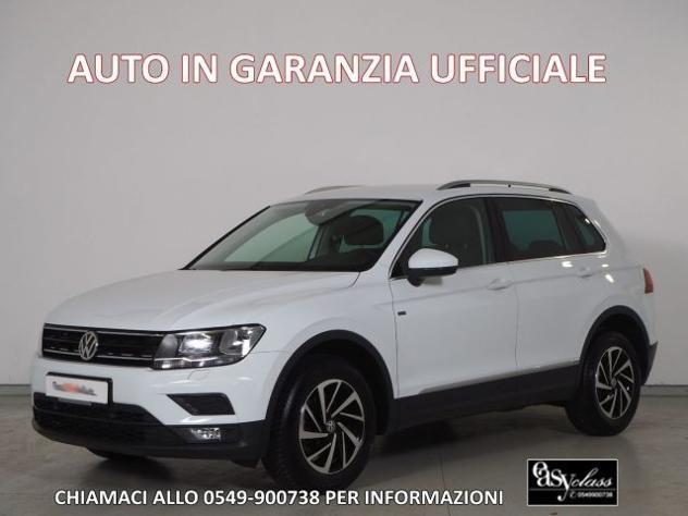 Volkswagen tiguan 2.0 tdi dsg 4motion join navi gancio acc
