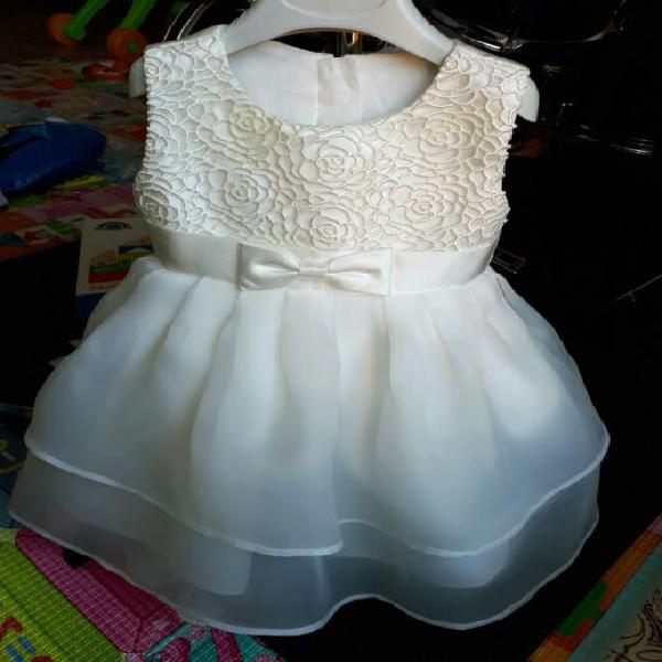 Vestiti Cerimonia Bambina 9 Mesi.Abito Battesimo Cerimonia Nuovo Sconti Maggio Clasf
