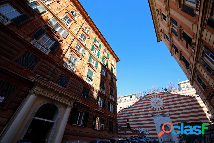 Due camere e soggiorno nel cuore della città