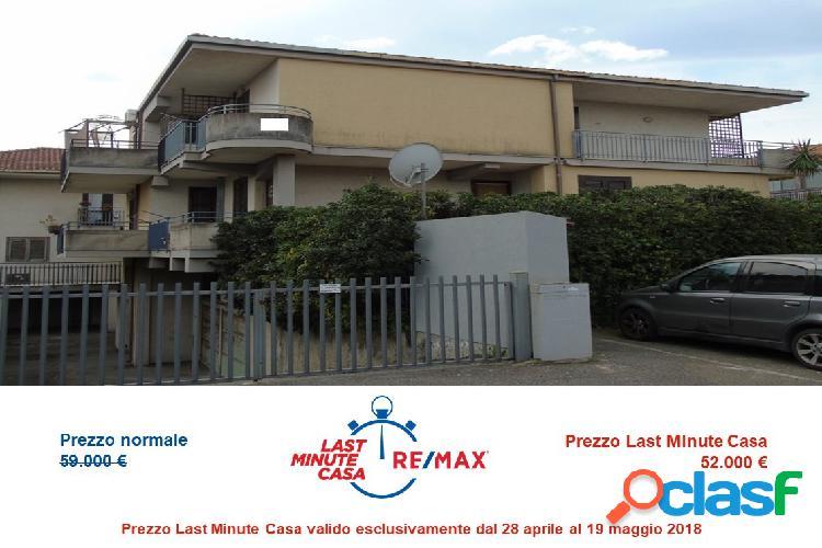 Last minute casa 2 vani mascali mare + posto auto