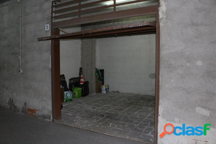 Garage 23 mq via macello