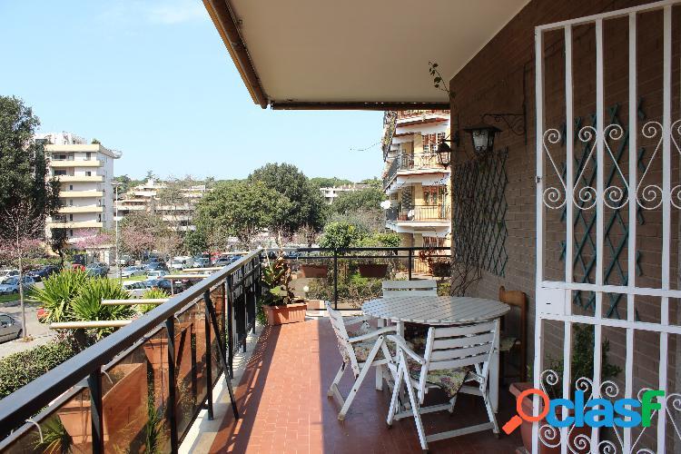 Colli portuensi - vendita appartamento 110 mq
