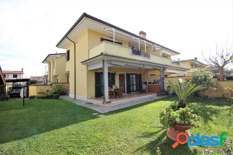 Anzio-cinquemiglia villa recente costruzione 4 locali