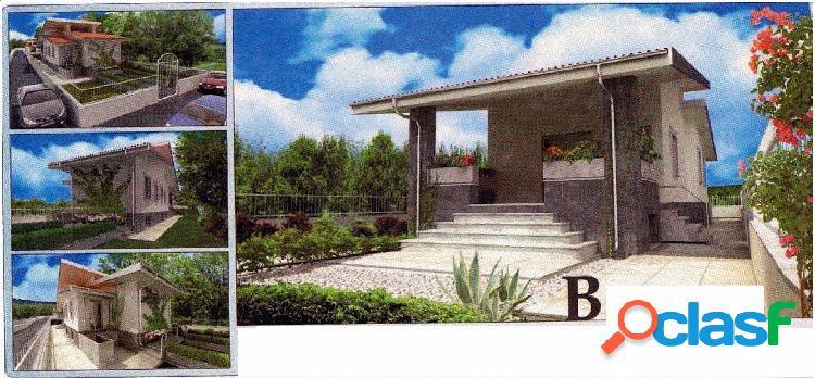 Fiano romano - villa unifamiliare € 150.000 t509