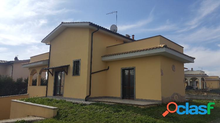 Fiano romano - villa unifamiliare € 239.000 t415