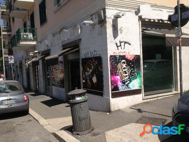 Boccea - negozio 2 locali € 0 nt204