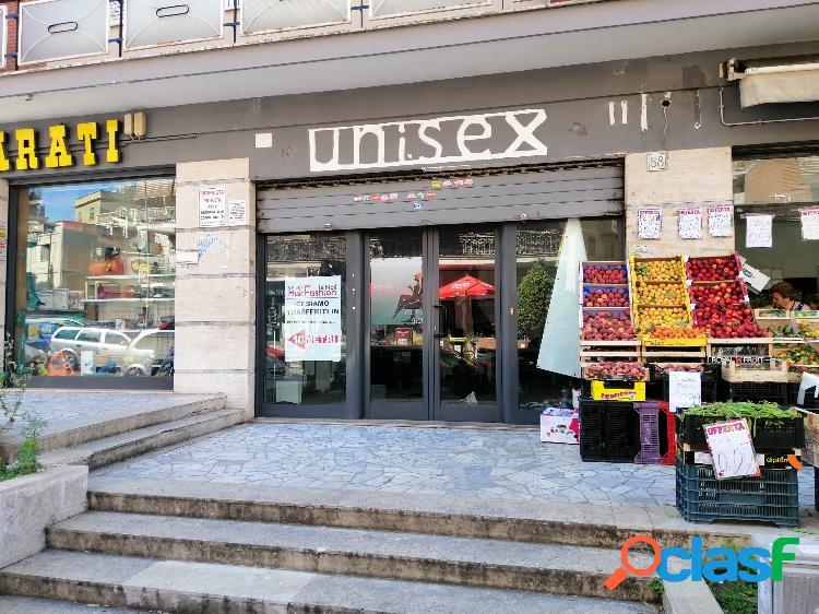 Affitto negozio roma nomentana