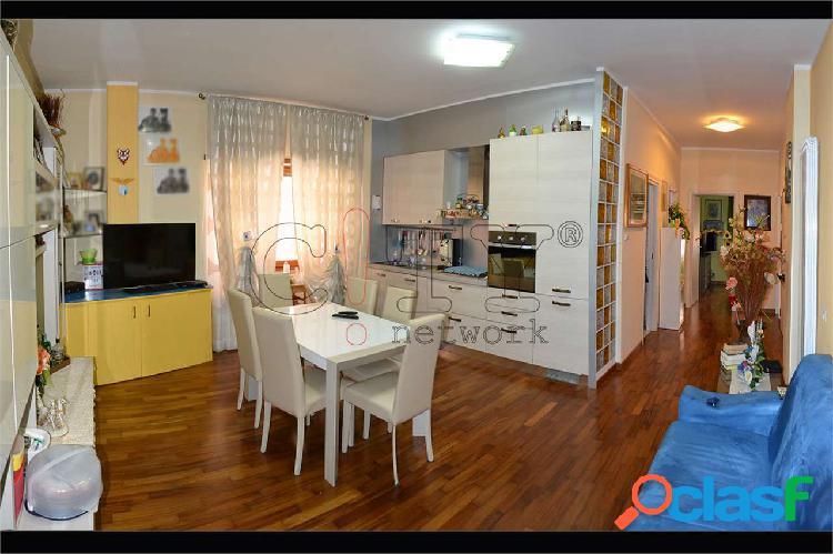 Appartamento trilocale ristrutturato pomezia