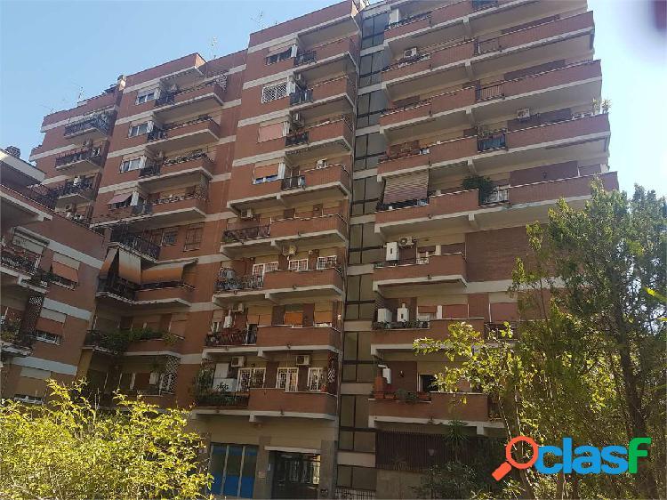 Appartamento trilocale roma via di pozzo pantaleo