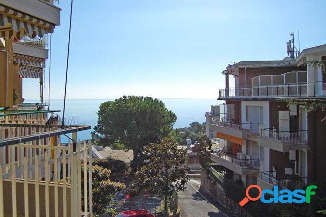 Bilocale vista mare 3 terrazzini vivibili