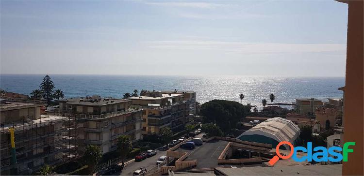 Sanremo, centro foce, attico vista mare, unico!