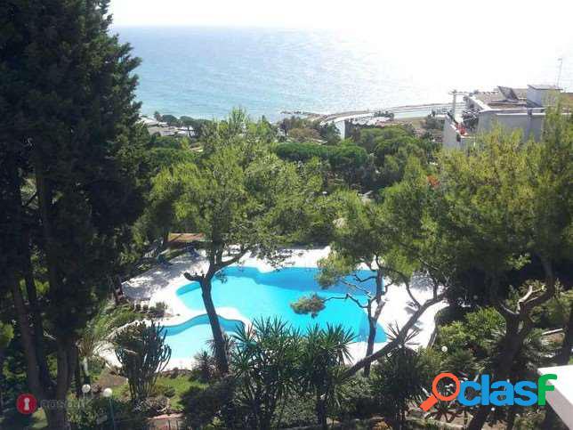 Sanremo foce, vista mare, piscina, terrazza