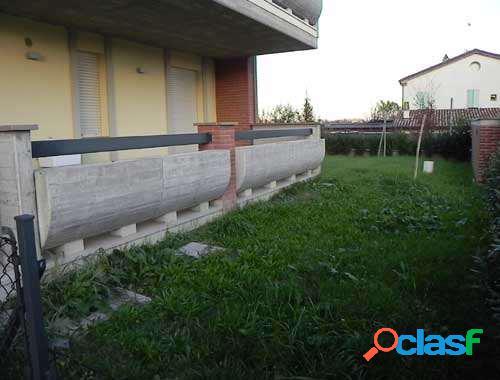 Appartamento indipendente con giardino case finali