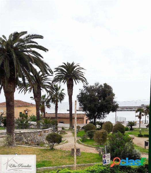 Appartamento con vista mare a rio marina