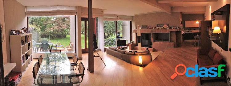 Appartamento in villa con parco
