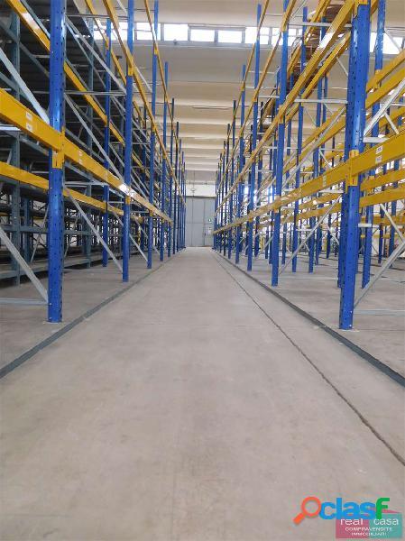 Affittasi n.2 capannoni ampie dimensioni a Modena