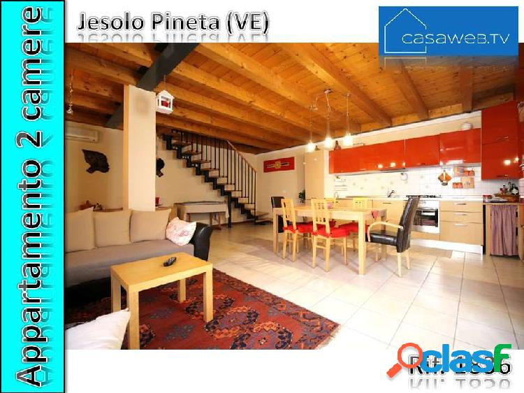 Appartamento 2 camere jesolo pineta(ve) rif. 1836