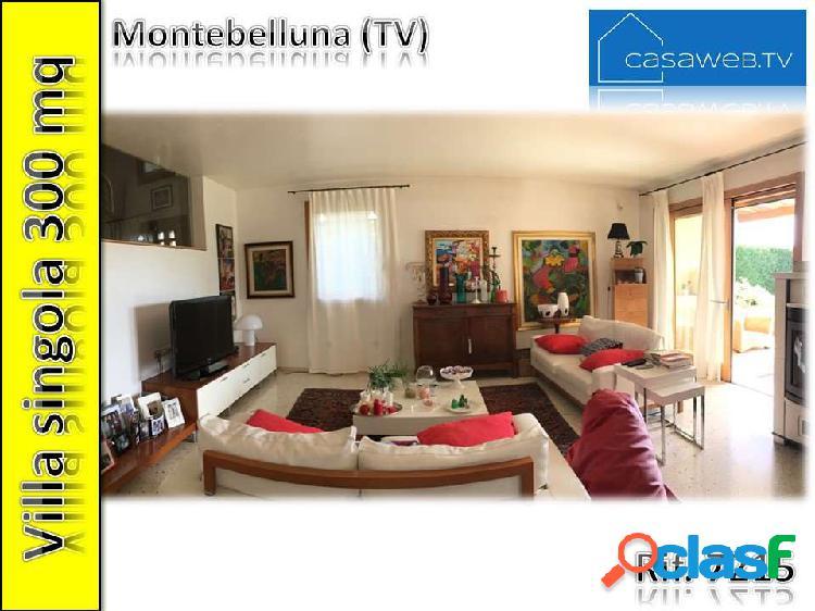 Villa con giardino a montebelluna (tv) rif. 7215