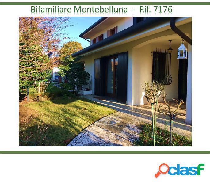 Villetta bifamiliare montebelluna (tv) rif. 7176