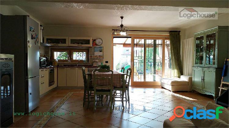 Minturno villa vista mare in vendita