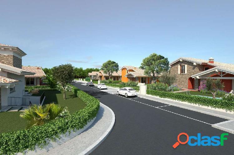 Nuova villa singola con piscina privata