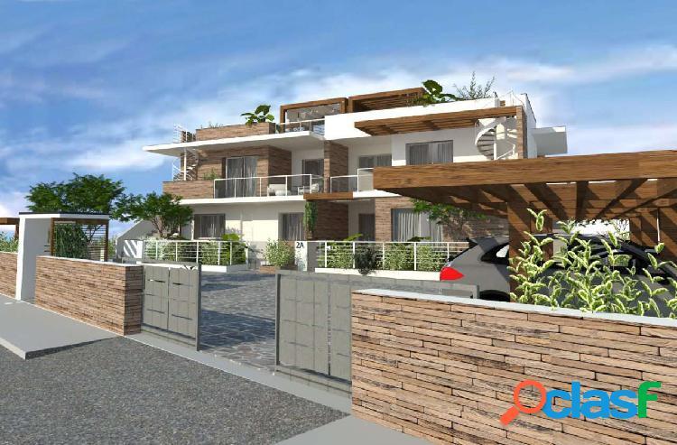 Loreto - nuova costruzione con giardino