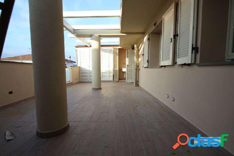 Arancio, attico di nuova costruzione in classe a