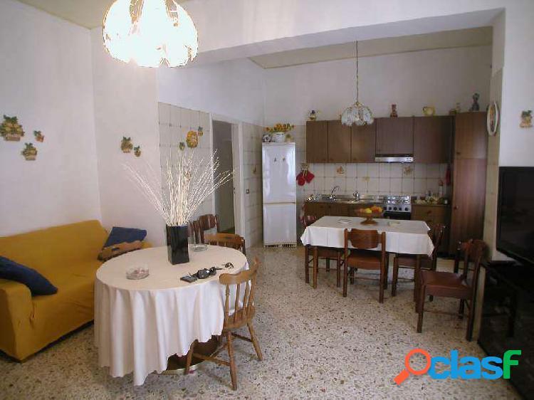 Casa 140 mq piano terra con 40 mq di garage
