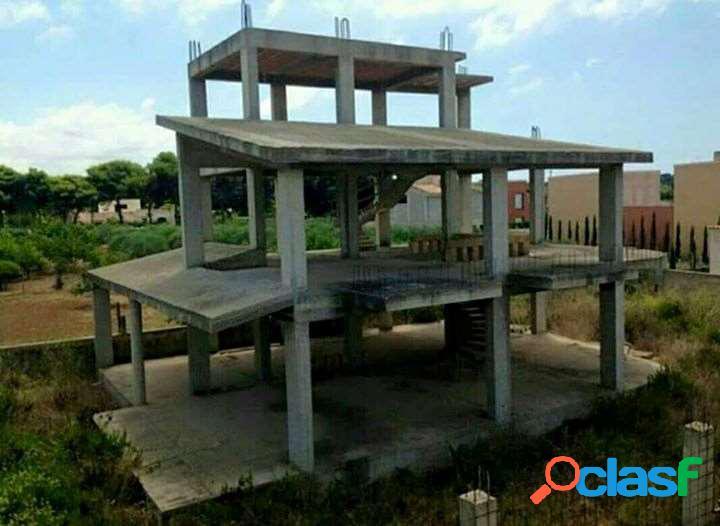 In vendita a marsala struttura in cemento, v. mare