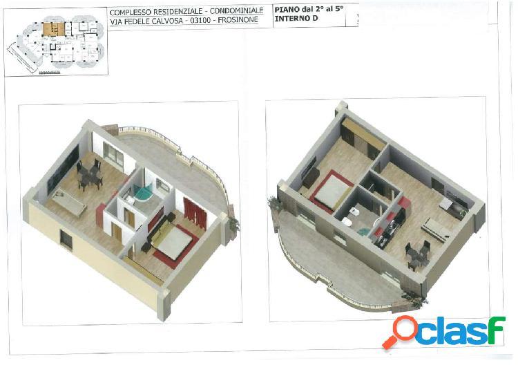 Appartamento bilocale di nuova costruzione g.583