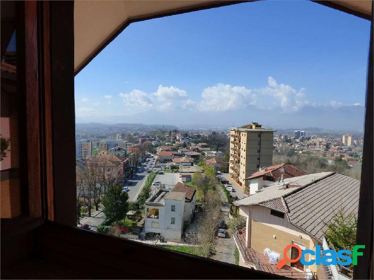 ABIGEST-Mansarda panoramica con balconi G.686