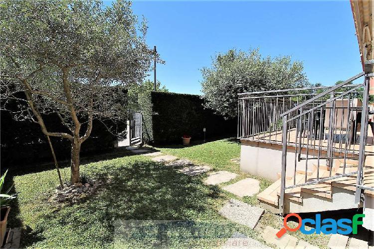 Appartamento con giardino_tencarola - rif: q55