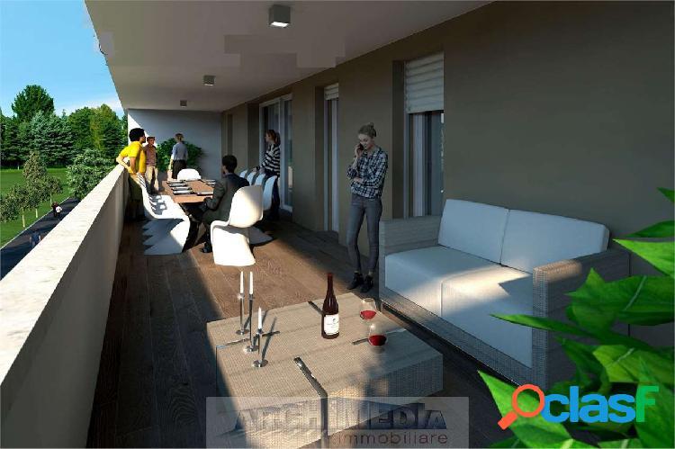 Appartamento con terrazzo_caselle - rif: w375
