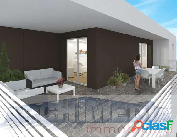 Appartamento bicamere con terrazzo_s. domenico - r