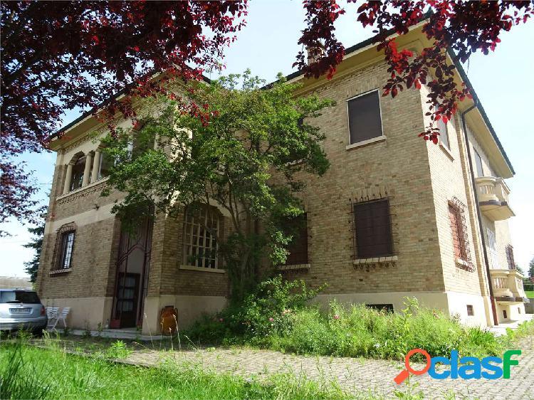 Affitto a riscatto villa storica