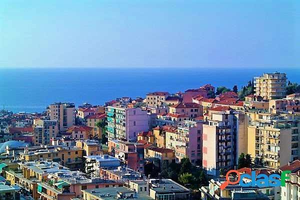 Sanremo. via galilei. grande bilocale vista mare.